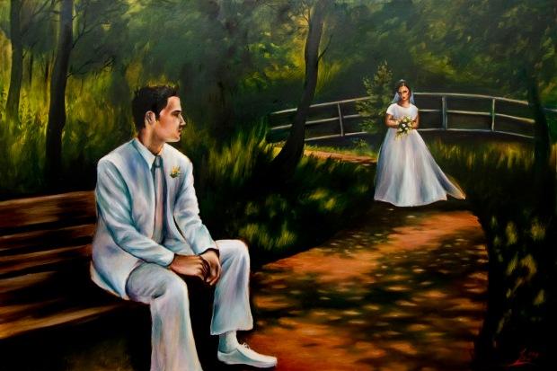 Ben's Wedding 24x36a